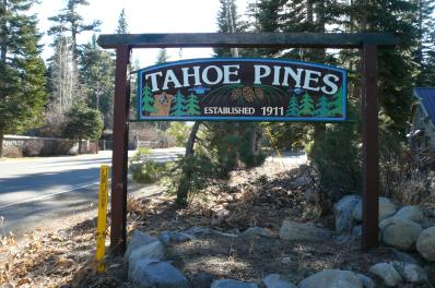Tahoe Pines, Homewood, California - West Shore, Lake Tahoe California