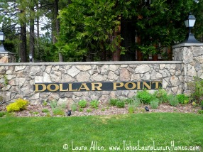 Dollar Point, Tahoe City, North Shore, Lake Tahoe, California Real Estate Market Report – Year End Review 2011