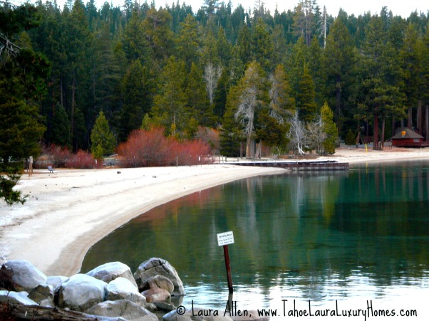 Meeks Bay, California, West Shore, Lake Tahoe, Real Estate Market Report – Year End Review 2011
