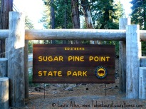 The Olympic Heritage Celebration Closing Ceremonies at Sugar Pine Point State Park in Tahoma, California – January 2012