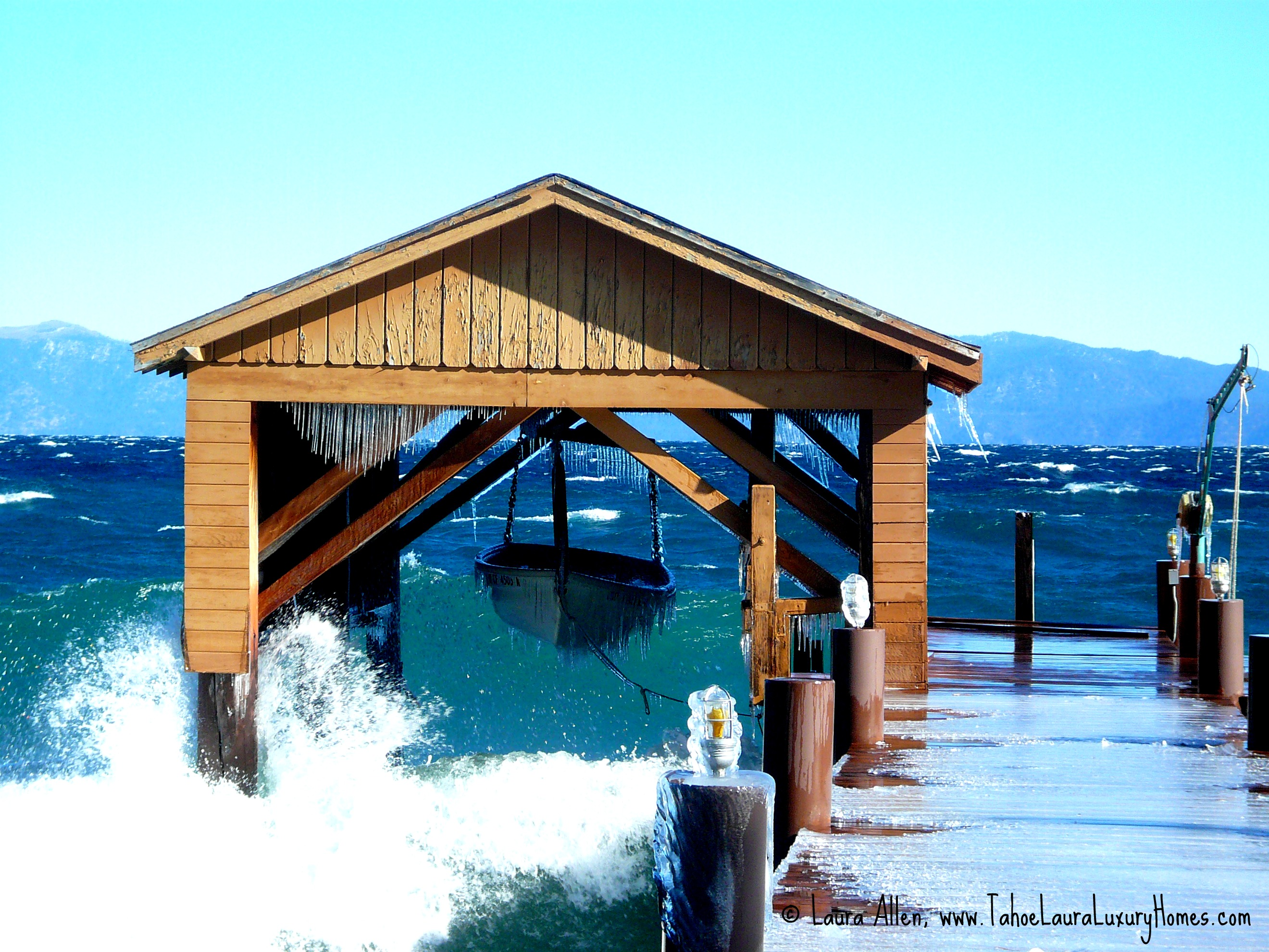 photo south lake in cabin rental vacation tahoe cabins introducing luxury famous newest of the x