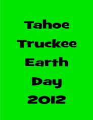 Earth Day in Lake Tahoe, Saturday, April 21, 2012