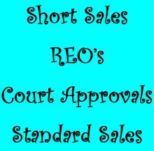 Tahoe Real Estate What is the difference between a Short Sale and REO Bank Foreclosure?