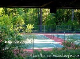 Chambers Landing Tennis Courts