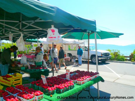 Farmers Market, Tahoe City
