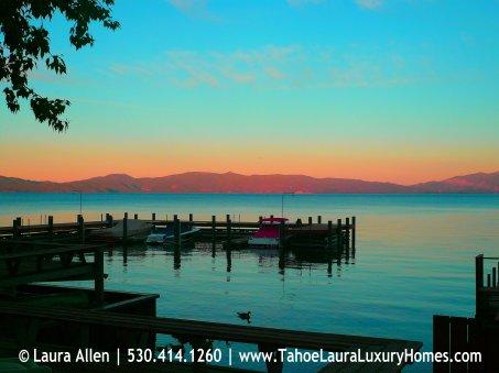 West Lake Tahoe Lakefront Properties