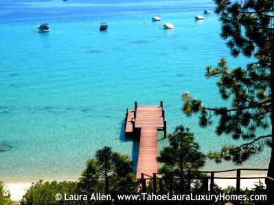 Tahoe Buyers' Real Estate Agent - Rubicon Bay
