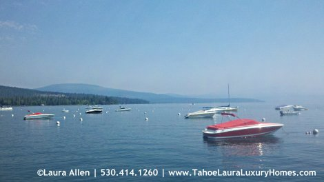 Hazy Hangover in Lake Tahoe - West Lake Tahoe