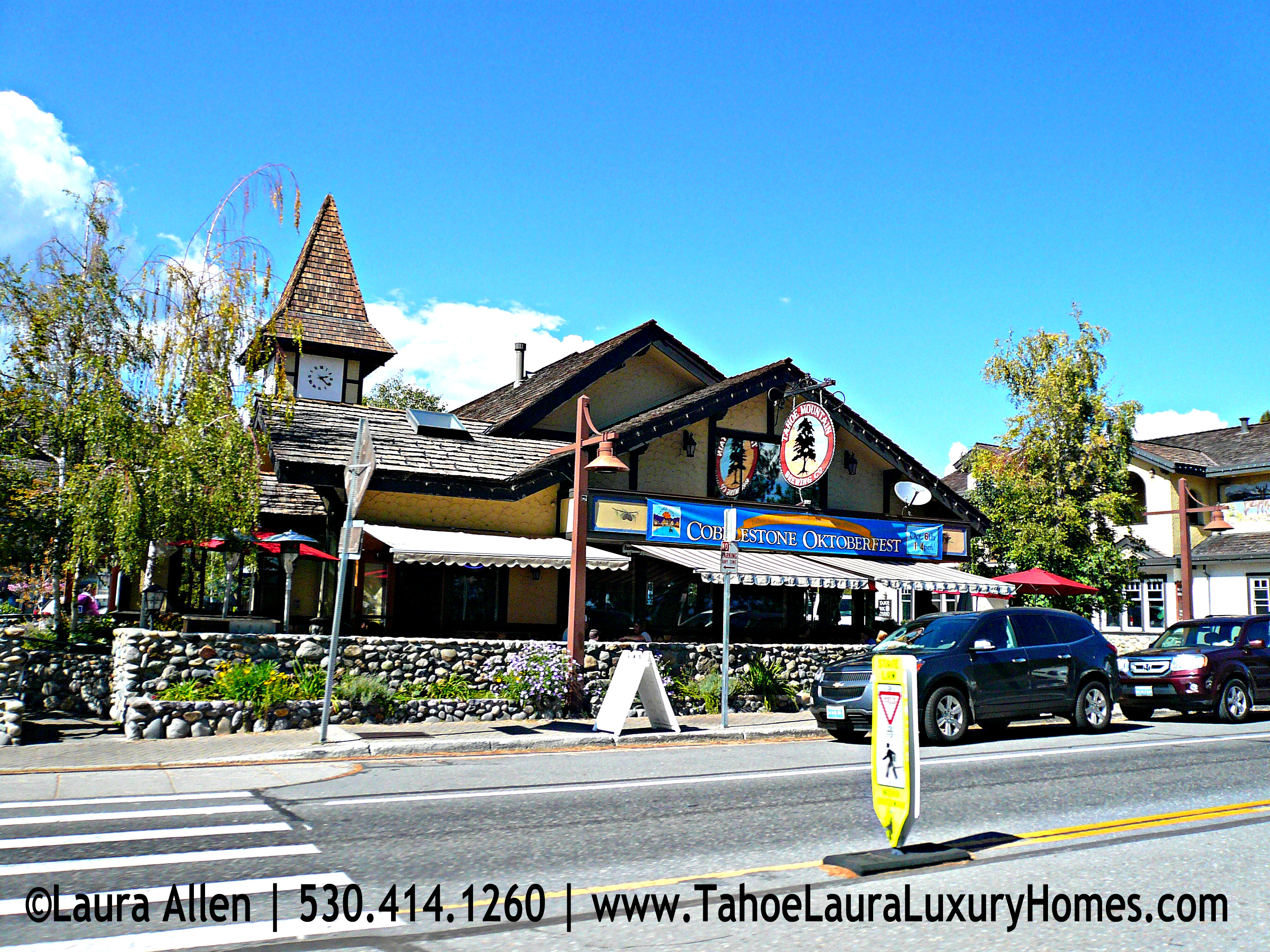 Cobblestone Center, Tahoe City, CA