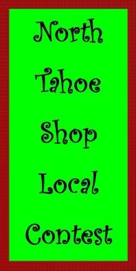 Shop Local Contest – North Lake Tahoe