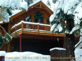 Tahoe Second Home Loan Information