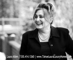 Tahoe Real Estate Agent, Laura Allen