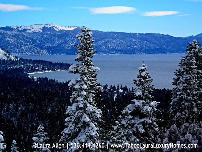 Tahoe Ski Resorts – Snow Report January 13, 2013