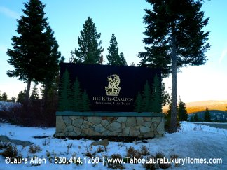 Holiday Tree Lighting at the Ritz-Carlton, Lake Tahoe