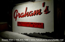 Graham's Restaurant at Squaw Valley, California