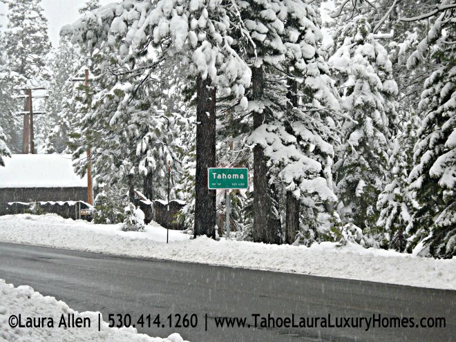 Tahoma Homes for Sale Market Report – Year End 2012