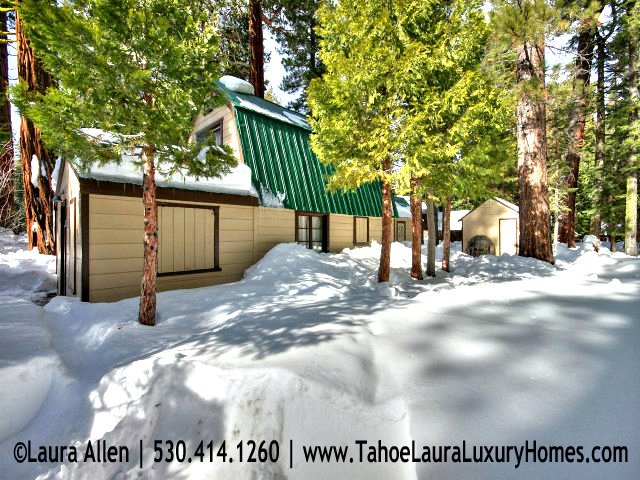 Tahoe Mountain Cabin for Sale in Tahoma